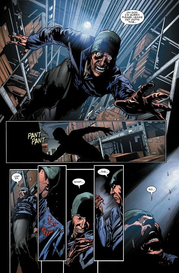 Morbius #1 [Preview]