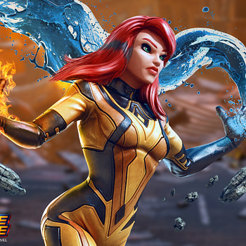 """""""Marvel Strike Force"""" Receives A New Set Of Brawlers"""