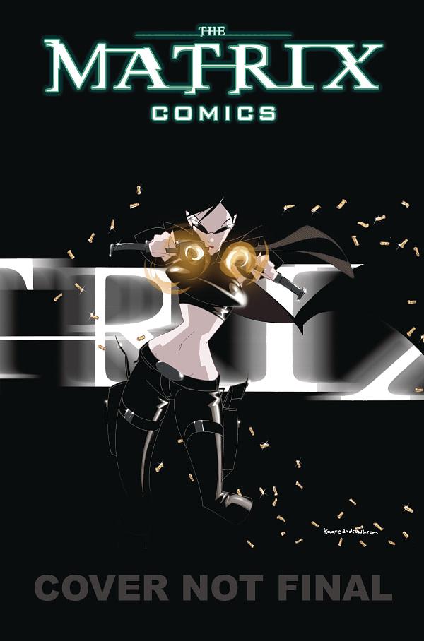The Matrix Returns to Comics For Its 20th Anniversary