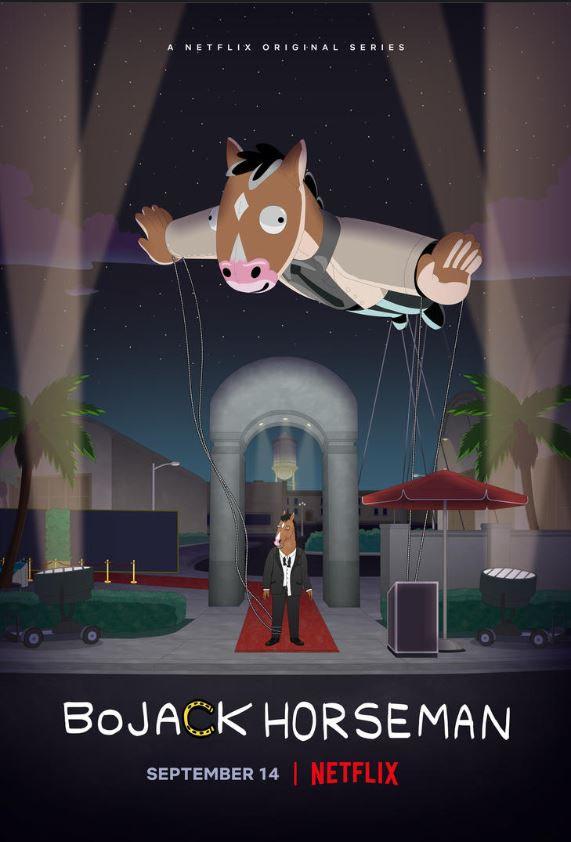 bojack horseman season 5 trailer