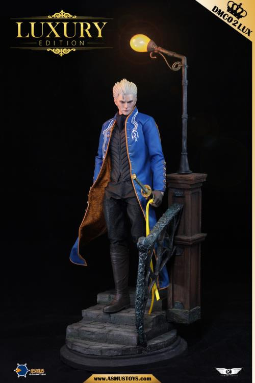 Devil May Cry 3 Comes Back with New Virgil Asmus Toys Figure