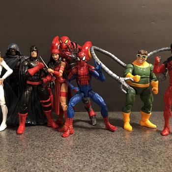 Marvel Legends Spider-Man SPDR Wave 34