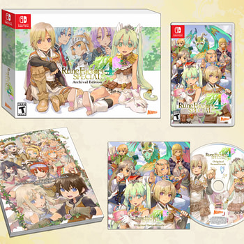 """XSEED Games Will Release """"Rune Factory 4 Special"""" In February"""