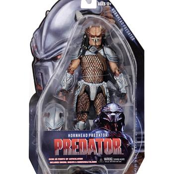 NECA Hornhead Predator Packaged 1
