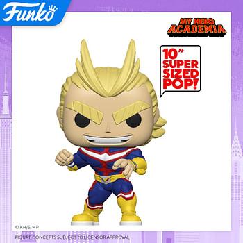 """Funko Pop New York Toy Fair 2020 Reveals - """"My Hero Academia"""""""