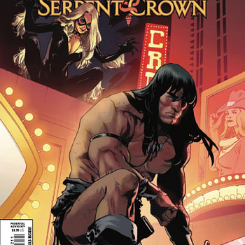 Conan: Battle for the Serpent Crown #2 [Preview]