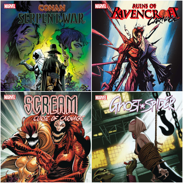 Marvel Ch-Ch-Changes