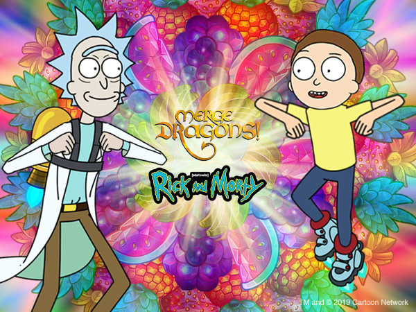 """""""Rick And Morty"""" Is Coming To """"Merge Dragons"""" In Crossover Event"""