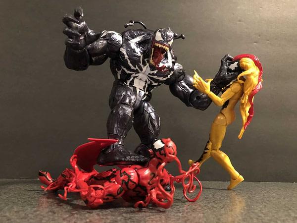 Marvel Legends Venom Wave 28