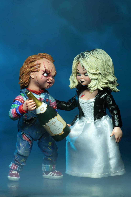 NECA Bride of Chucky Set 1