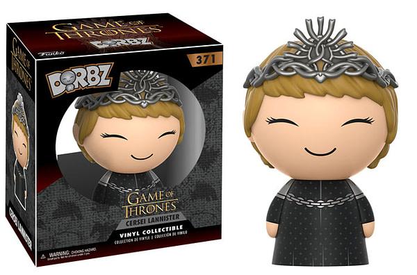 Game Of Thrones Dorbz Cersi Lannister