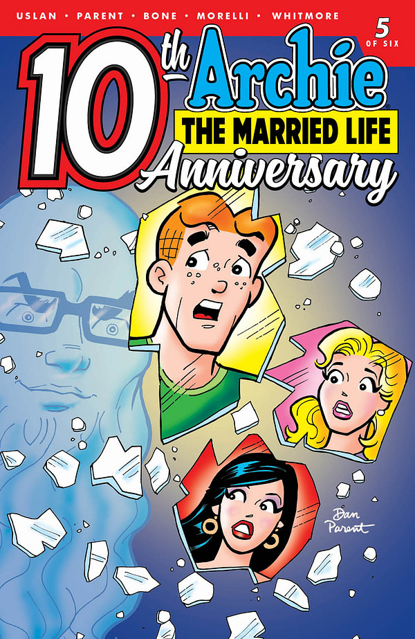 The Archie Universe is Shaken to Its Foundations in Archie: The Married Life 10 Years Later #5 [Preview]