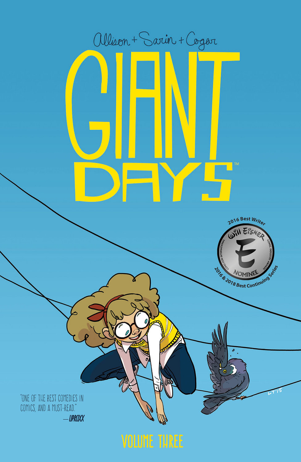 BOOM! to Publish 3-Volume The Quotable Giant Days in July