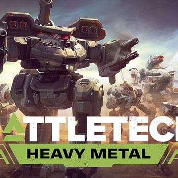 """BattleTech: Heavy Metal"" Will Get An Expansion In November"