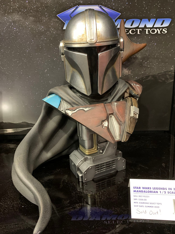 New York Toy Fair: 90+ Pics From the Diamond Select Toys Booth