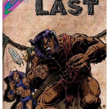 indie comic The Last