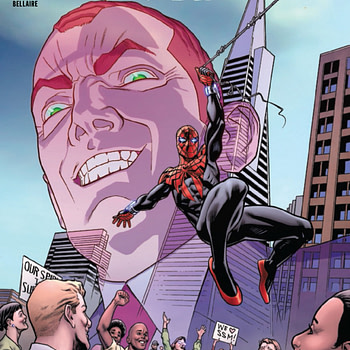 Superior Spider-Man #9: With Great Power Comes Great Moodiness [Preview]