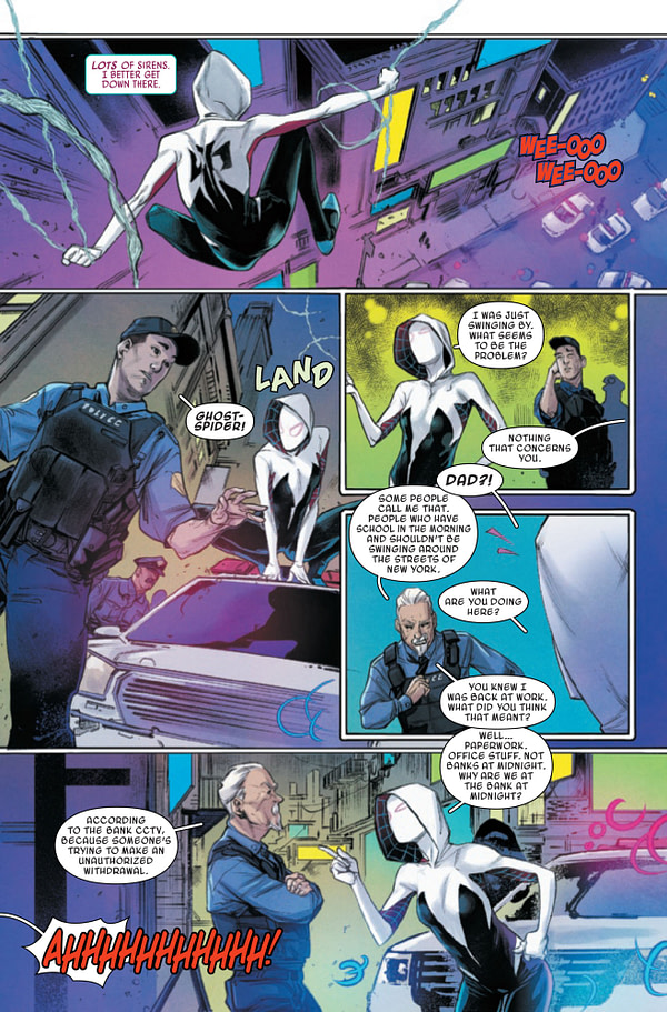 Ghost-Spider #6 [Preview]