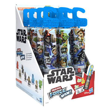 Star Wars Micro Force Wow 1