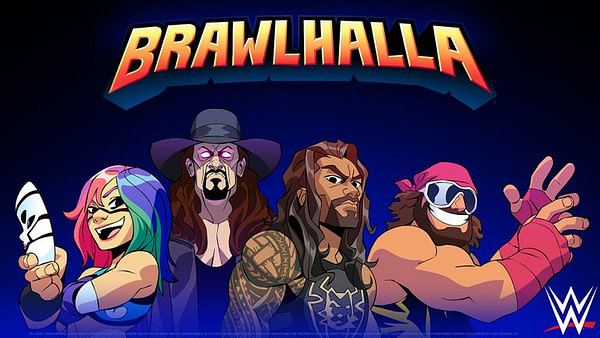 "WWE Superstars Are Now Added To ""Brawlhala"""