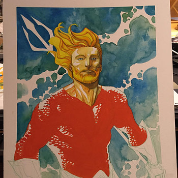5G Aquaman
