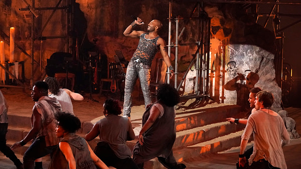 jesus christ superstar highlights