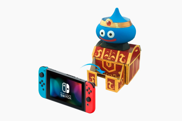 "Square Enix Is Releasing a Japanese ""Dragon Quest"" Slime Switch Controller"
