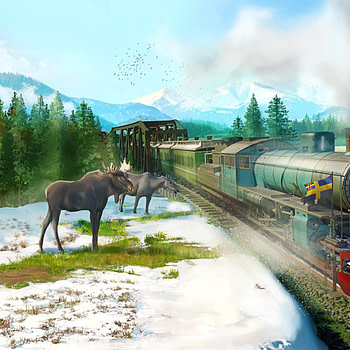"""Railway Empire"" Heads To Northern Europe In Latest Expansion"