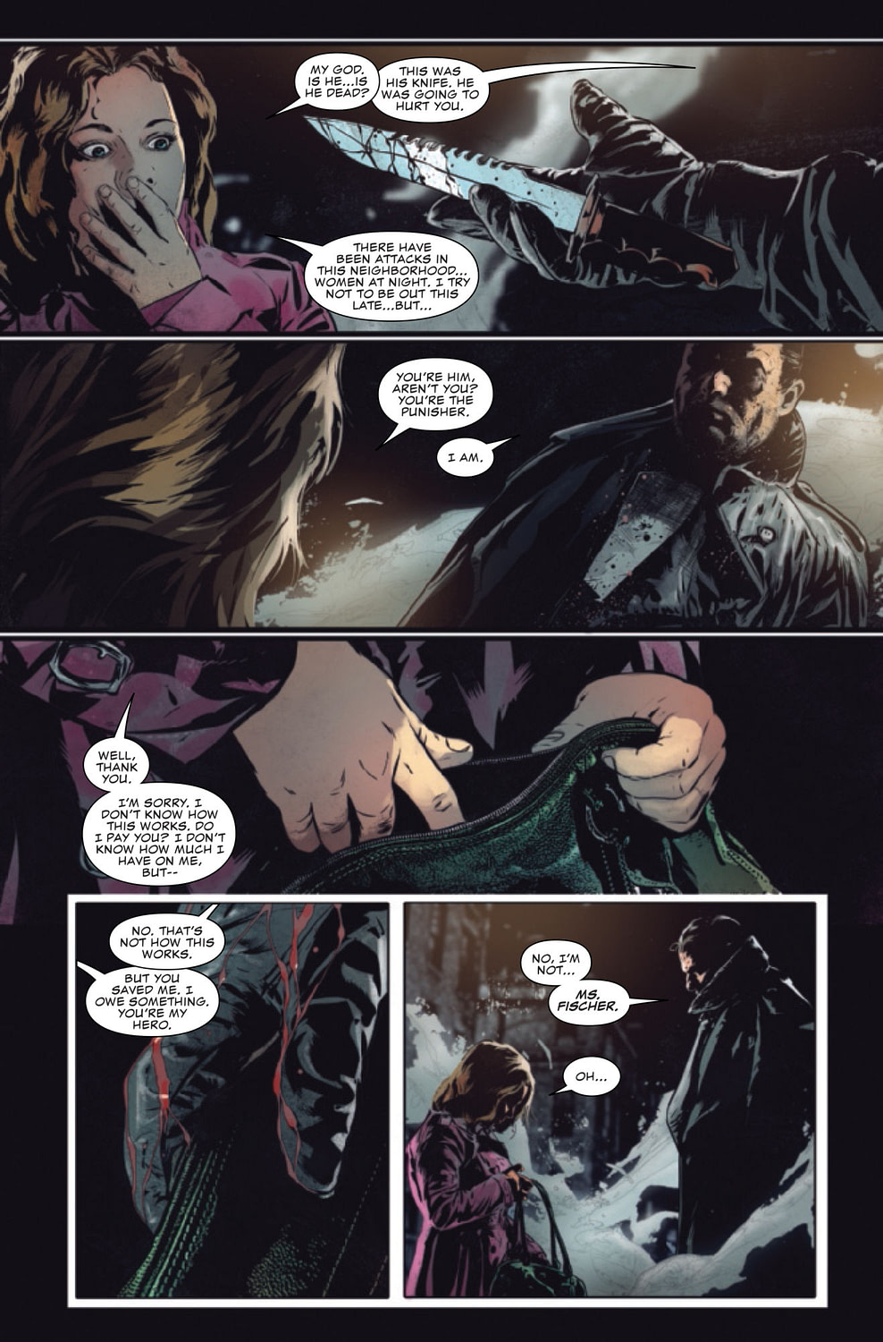 Wasteful Punishment in Punisher #13 (Preview)