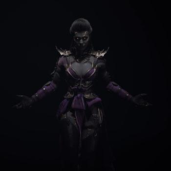"""Ed Boon Reveals Sindel's """"Mortal Kombat 11"""" Character Model"""