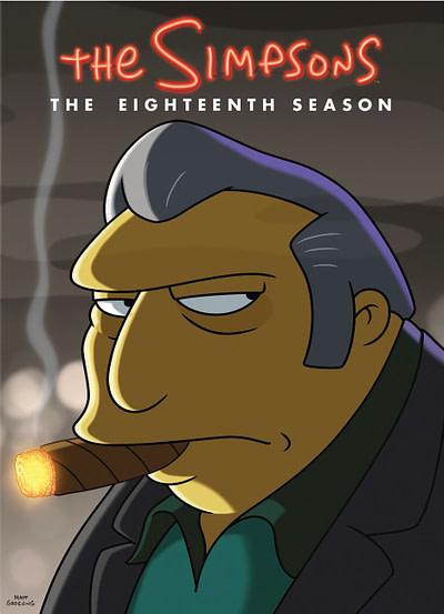 Simpsons season 18