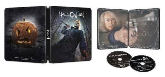 Halloween Blu Ray Steelbook Best Buy