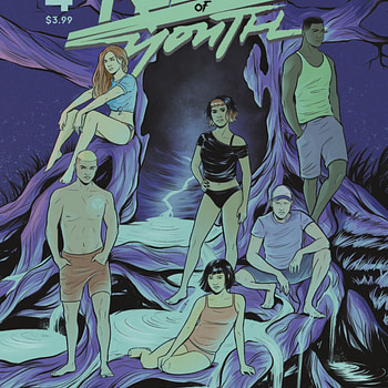 """REVIEW: Relics Of Youth #4 -- """"The Core Concept Is Surprisingly Engaging"""""""