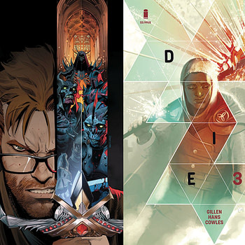 """Is """"Once & Future"""" #3 Is Bigger Than """"Die"""" #3? The Kieron Gillen Wars of 2019 Continue"""