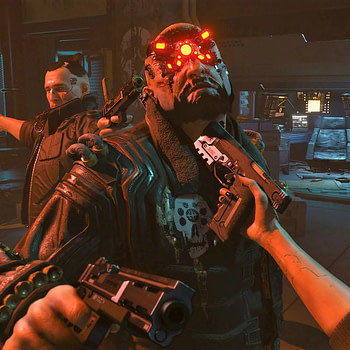 "You Won't Get To Be A Psycho Serial Killer In ""Cyberpunk 2077"""