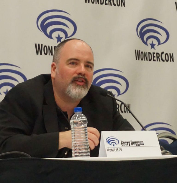 Our Favorite Villains Wondercon Panel: Waid and Cates in One Room