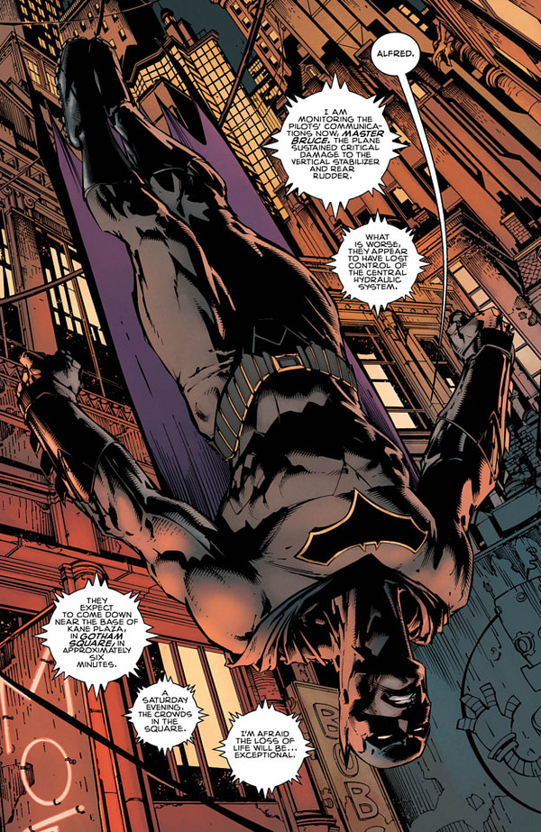 Batman's Tom King Thanks His Readers For Their Support
