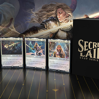 "Wizards Reveals ""Thalia""-Themed Secret Lair - ""Magic: The Gathering"""