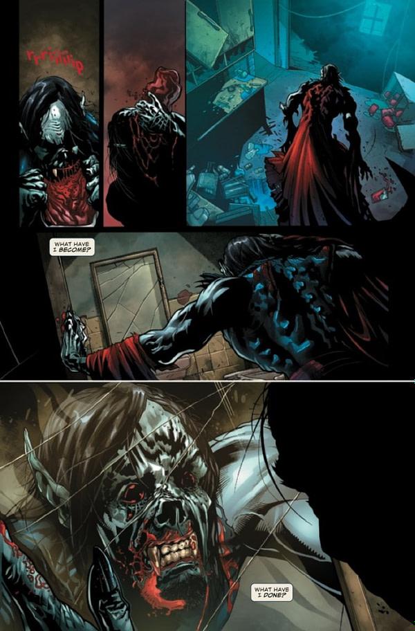Morbius #2 [Preview]