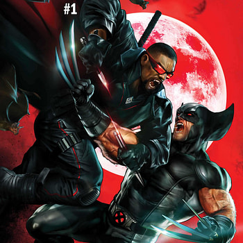 Wolverine Takes on Blade for Some Reason in Wolverine vs. Blade Special This July