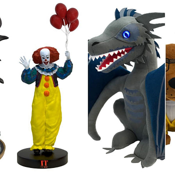 Factory Entertainment SDCC Exclusives Collage