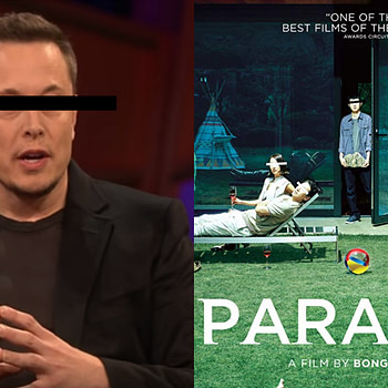 "Elon Musk's Favorite Movie of 2019 Was ""Parasite"" And The Concept of Irony is Officially Dead"