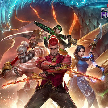 "The Warriors Of The Sky Have Now Joined ""Marvel Future Fight"""