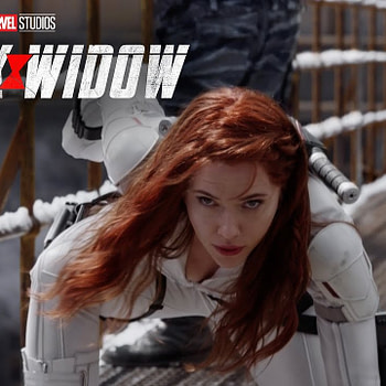 """Black Widow"": New TV Spot and 4 New Character Posters"