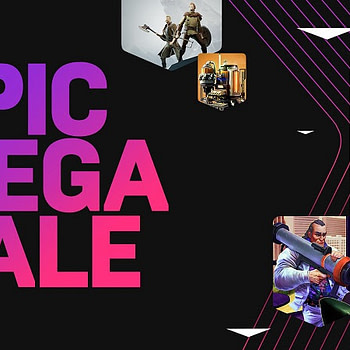 The Epic Game Store is Hosting its First Ever Mega Sale