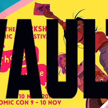 Vault Comics Makes Official UK Debut at Thought Bubble This Weekend