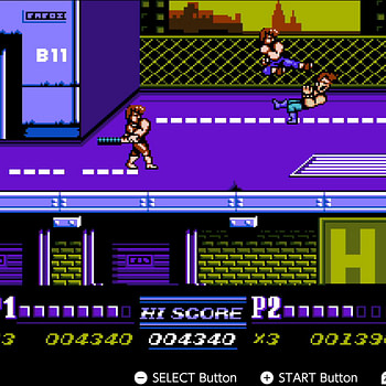 Nintendo Brings Double Dragon II to Nintendo Switch Online