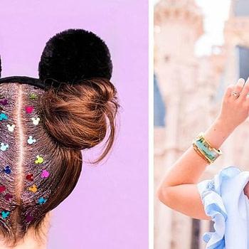 disney style mouse ears