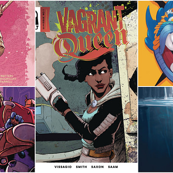 Vault Comics May 2018 Solicits