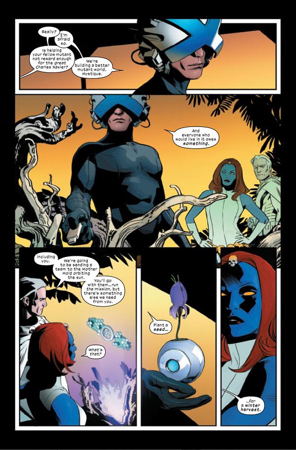 X-Men #6 [Preview]
